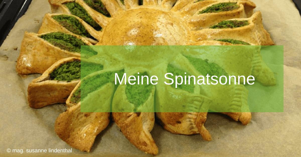 Spinatsonne