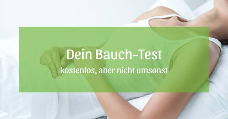 Bauch-Test