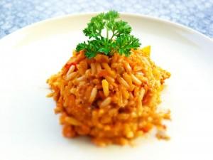 Reisfleisch vegan